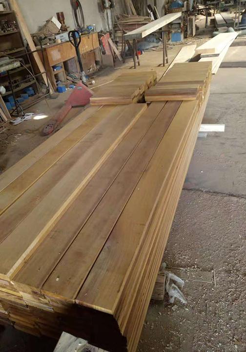 防腐木硬木加工厂