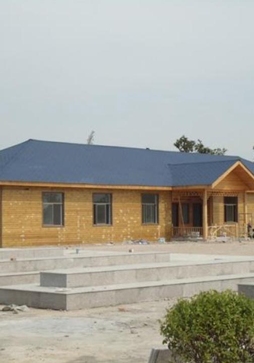 长方形木屋