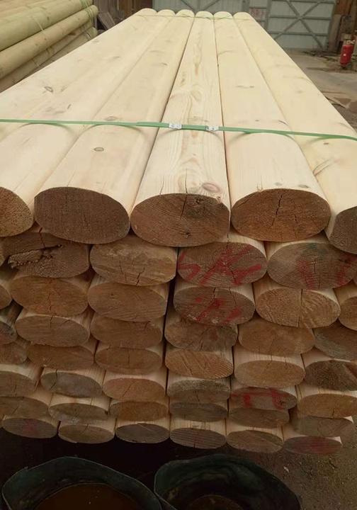 防腐木异型加工